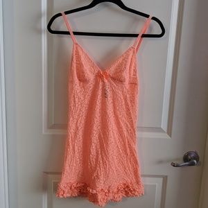 NWOT Sexy little lace slip